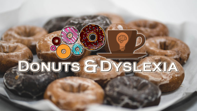 Dyslexia and Donuts Photo
