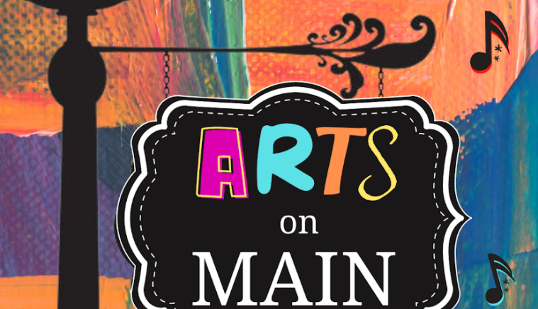 Arts on Main poster